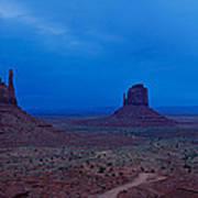Monument Valley, Arizona Poster