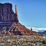 Monument Valley Ut 3 Poster