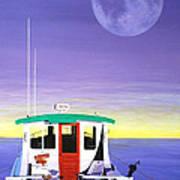 Moonbeam Poster