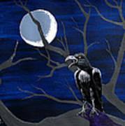 Ravenous Poster by Edward Fuller