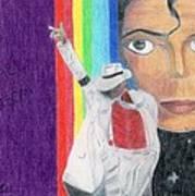 Moonwalker Poster by Bav Patel