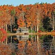Moore State Park Autumn I Poster