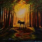 Moose Hideout Poster