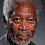 Morgan Freeman Poster