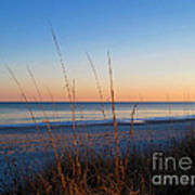 Morning Has Broken At Myrtle Beach South Carolina Poster