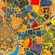 Mosaik Poster