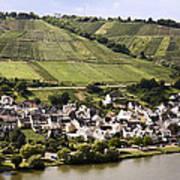 Mosel Wine Village Poster