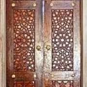 Mosque Doors 03 Poster