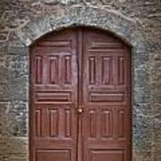 Mosque Doors 11 Poster