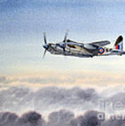 Mosquito Aircraft Poster