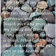 Most Powerful Prayer With Beachrocks Poster