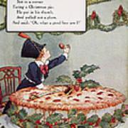 Mother Goose: Jack Horner Poster