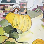 Mother Goose: Pumpkin Poster