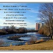 Mother Natures Canvas Poster