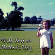 Mother's Day 1964 Poster