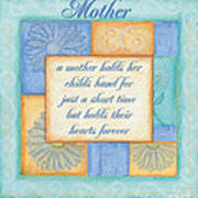 Mother's Day Spa Card Poster