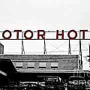 Motor Hotel Poster