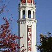 Mount Baker Theater Tower Bellingham Poster
