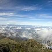 Mount Diablo State Park Poster