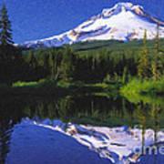 Mount Hood Poster