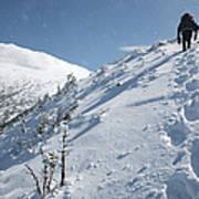 Mount Madison - White Mountains New Hampshire Usa Poster