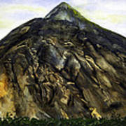 Mount Teide Tenerife  Poster