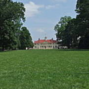 Mount Vernon In May Poster