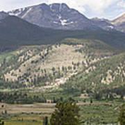 Mount Ypsilon Poster