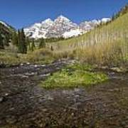 Mountain Co Maroon Bells 20 Poster