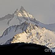 Mountain Peaks, Argentina Poster