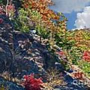 Mountains Poster