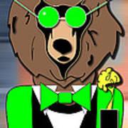 Mr Bear Poster