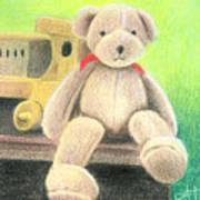 Mr Teddy Poster