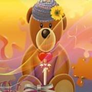 Mr. Teddy Bear Poster