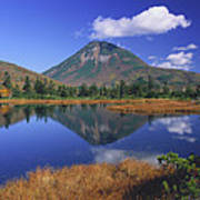 Mt Rausudake Hokkaido Japan Poster
