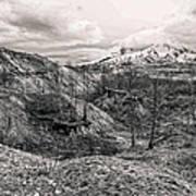 Mt. St. Helen's Poster