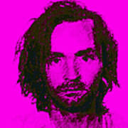Mugshot Charles Manson M88 Poster by Wingsdomain Art and Photography