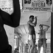 Muhammad Ali Drinking  Poster