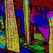 Multi Sensation Colors Poster