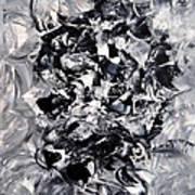 Multitude Poster by Isabelle Vobmann