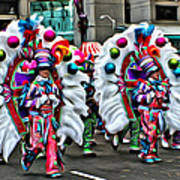 Mummer Color Poster