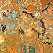 Muralpainting Devotion Poster
