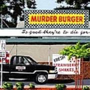 Murder Burger Poster