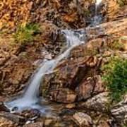 Murdock Basin Falls 2 Poster
