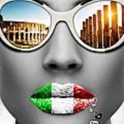 Musa Roma Poster
