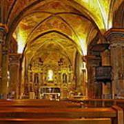 Musee Franciscain Et Monastere De Cimiez Poster
