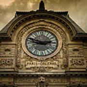 Musee Orsay Poster