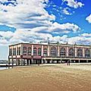 Music Pier Poster by Tom Gari Gallery-Three-Photography