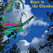 Music Up In The Clouds Again Poster