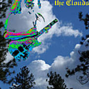 Music Up In The Clouds Poster